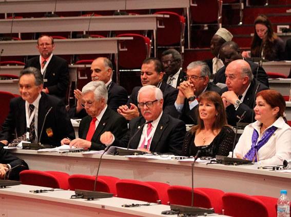 Gran Actividad en el Arranque de la Sesión Internacional de Academias Olímpicas