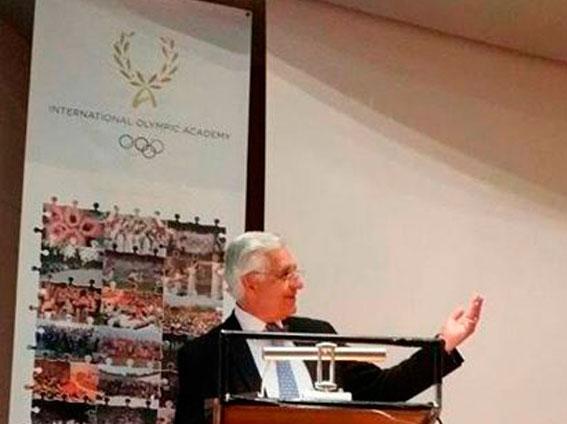 Terminó hoy la Sesión Internacional de las Academias Olímpicas