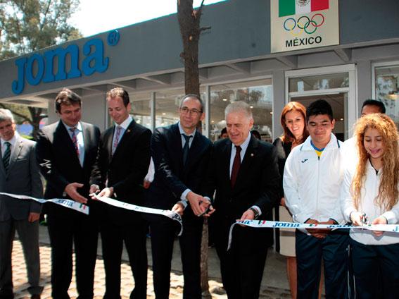Empresa Española JOMA se Instala en el CDOM
