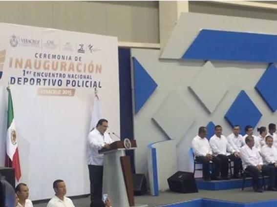 Encuentro Deportivo Nacional Policial Fortalece Deporte con Sociedad