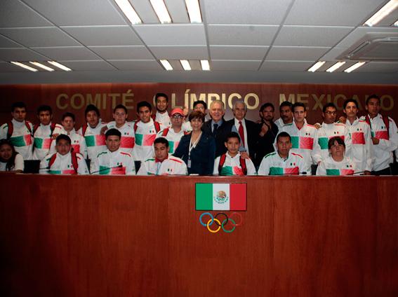 Deportistas de Olimpiadas Especiales Rumbo a Juegos Mundiales