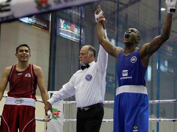 Marvin Cabrera en clasificatorio de Boxeo a Juegos Panamericanos