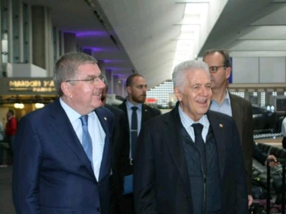 Discurso bienvenida al Presidente Thomas Bach