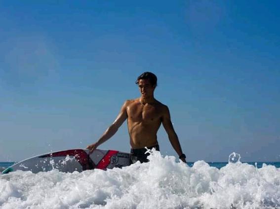 Bienvenido el surfing