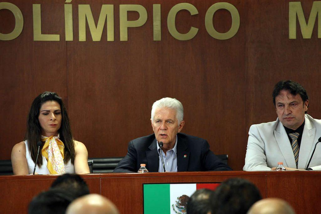 COM, CONADE y Jefatura de Misión trabajan de la mano rumbo a Lima 2019
