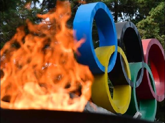 Histórica unión olímpica