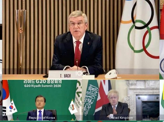 El G20 en pro del Olimpismo
